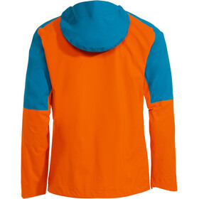 VAUDE Simony 2,5-Layer Jacket IV Men, tangerine